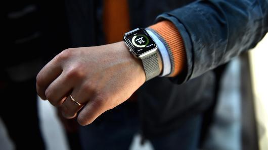 Apple Watch có thêm nhiều màu sắc.