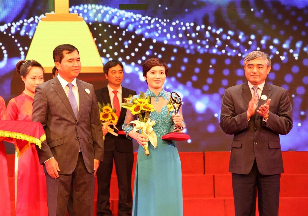 Tặng giải thưởng Chất lượng Quốc gia cho các doanh nghiệp