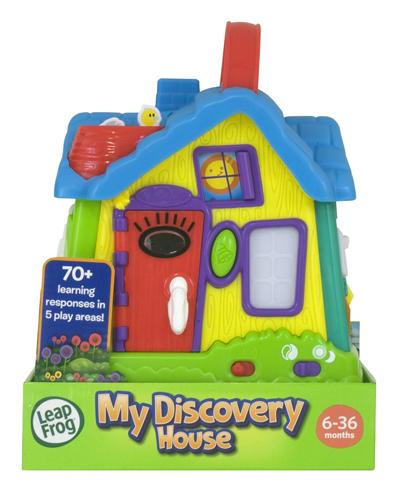 Một ngôi nhà đồ chơi giúp trẻ em biết yêu thương gia đình hơn