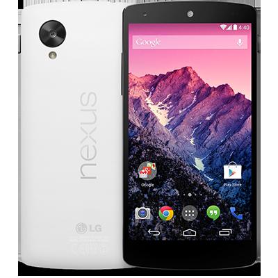 Sản phẩm Nexus của Google