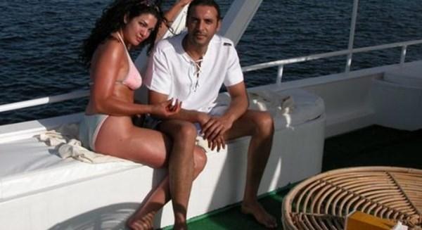 Đại gia Mutassim Gaddafi và một chân dài