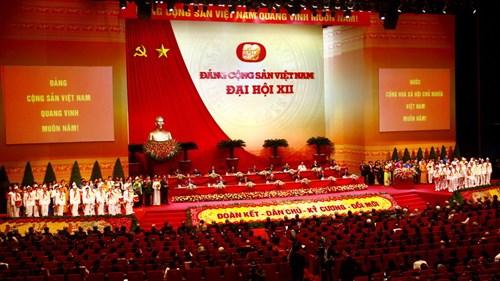 Chương trình chào mừng Đại hội Đảng 12 thành công sẽ được tường thuật trực tiếp vào lúc 20h ngày 28/1 trên kênh VTV1