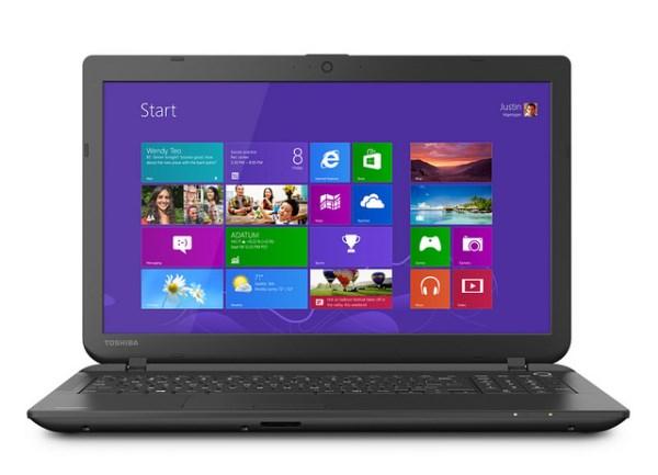 Tosiba L55 nổi bật trong dàn laptop giá rẻ âm thanh 'khủng'
