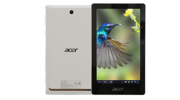 Máy tính bảng giá rẻ Acer Tab B1 740 lịch lãm nổi bật trong top máy tính bảng giá rẻ