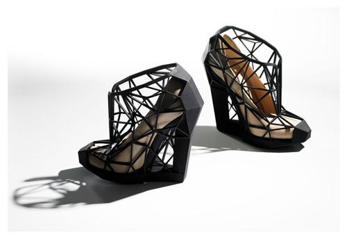công nghệ thiết kế giày 3D