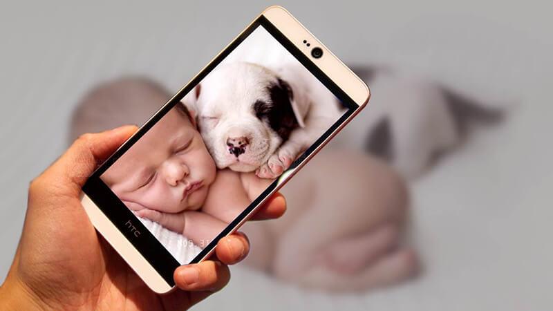 Desire 826 Selfie là một trong những smartphone hot nhất phân khúc tầm trung của HTC