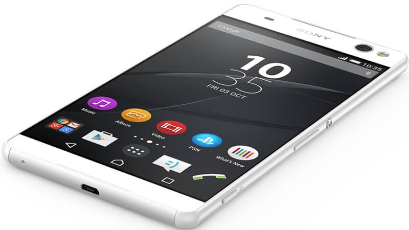Xperia C5 Dual Ultra smartphone hot nhất giá tầm trung đáng mua của Sony ở thời điểm hiện tại