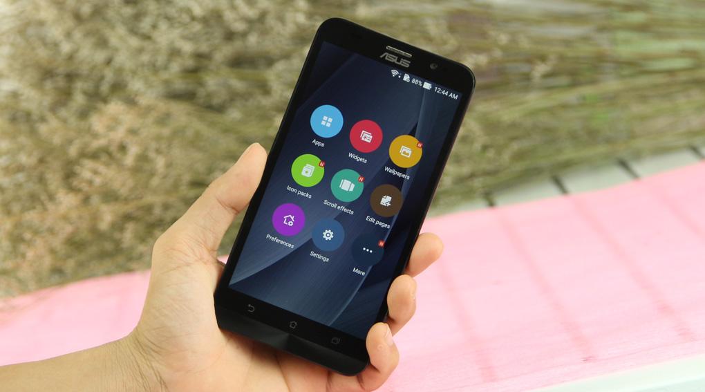 Asus Zenfone 2 là smartphone hot nhất tầm trung của Asus hiệnnay
