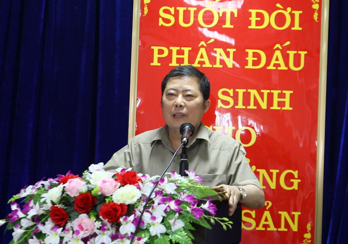 Ông Nguyễn Thanh Dương - Phó Chủ tịch UBND tỉnh Lào Cai