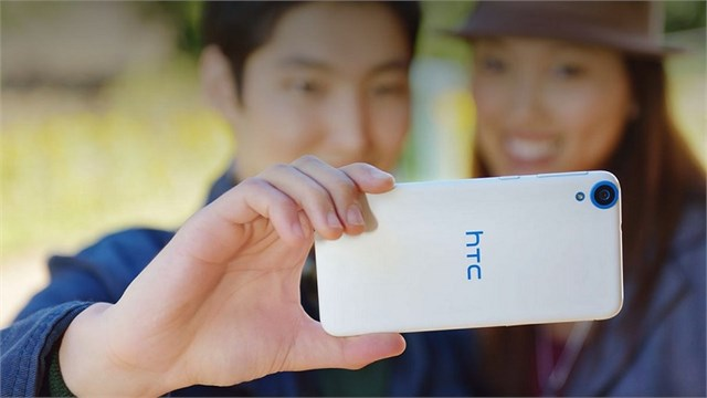 HTC Desire 728G với màn hình 5,5 inch, hỗ trợ Android 5.1 Lollipop