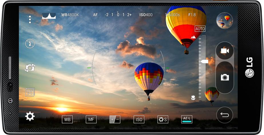 LG G4 là smartphone hot nhất hiện nay của LG sở hữu thông số kỹ thuật về camera đầy ấn tượng