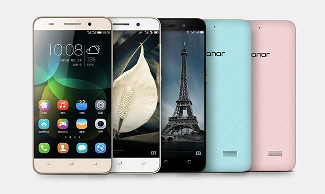 Honor 4C là chiếc smartphone giá rẻ nhất thị trường có camera 13 MP