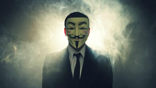 Nhóm hacker Anonymous  (đã công khai tuyên chiến với khủng bố IS) từng được một tờ báo đánh giá là 'tổ chức quyền lực nhất thế giới'