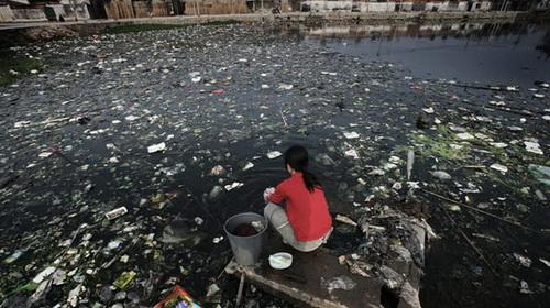 60% nước ngầm của Trung Quốc bị ô nhiễm đang là vấn nạn lớn