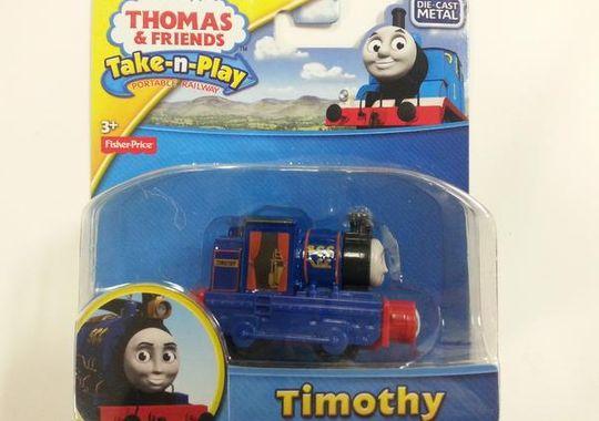 Tàu hỏa Fisher Price nằm trong danh sách các món đồ chơi trẻ em nhiễm độc