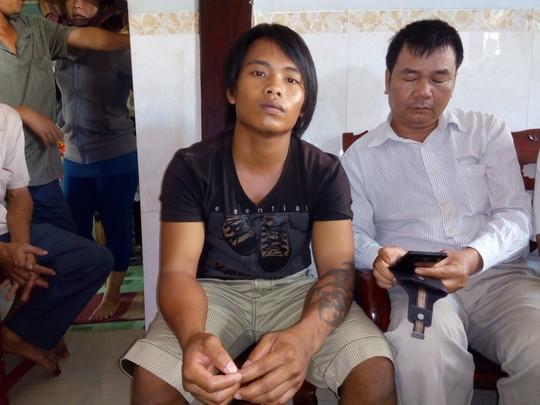 Anh Vui kể lại đêm kinh hoàng khiến các ngư dân mất tích ở Biển Đông