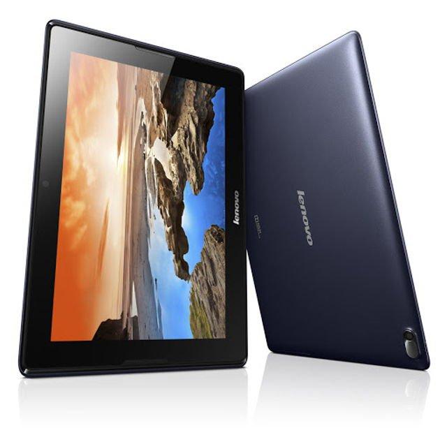 Máy tính bảng giá rẻ ấn tượng với thiết kế sang trọng bắt mắt của Lenovo