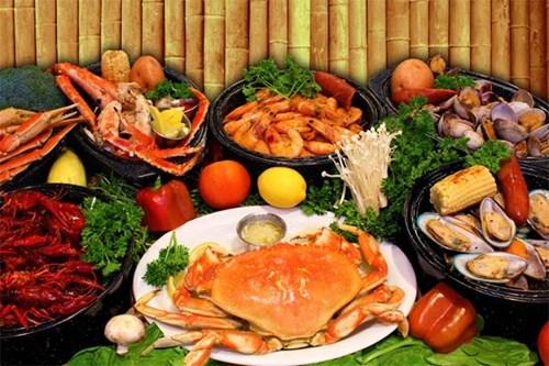 Hãy cẩn trọng khi ăn hải sản