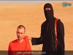 ISIS công bố video chặt đầu con tin người Anh David Haines hôm thứ Bảy đe dọa Anh và các nước đồng minh của Mỹ