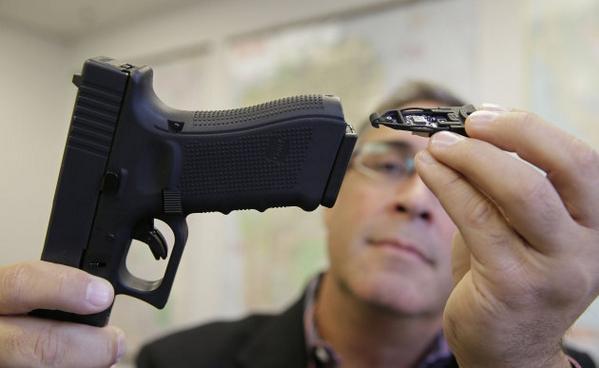 phát minh đạn giám sát theo thời gian thực