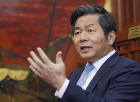 Bộ trưởng Bộ KH&ĐT Bùi Quang Vinh