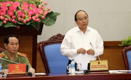 Phó Thủ tướng yêu cầu các thành viên Ban Chỉ đạo 138 của Chính phủ và địa phương tiếp tục chỉ đạo đấu tranh quyết liệt với các loại tội phạm, đẩy nhanh tiến độ điều tra, truy tố, xét xử các vụ án lớn, trọng điểm, dư luận quan tâm