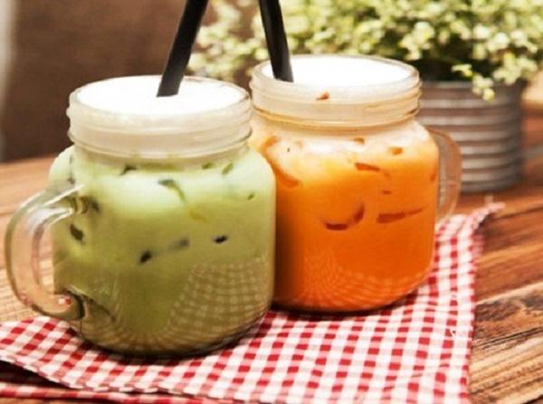 Cách làm trà sữa Thái