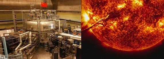 ''Mặt trời nhân tạo của Trung Quốc đạt 100 triệu độ C