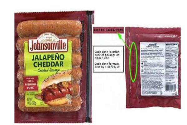 Johnsonville sẽ thu hồi hơn 90 nghìn xúc xích hun khói sau khiếu nại của người dùng