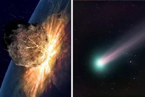 Sao chổi đã khởi động sự sống trên Trái Đất?