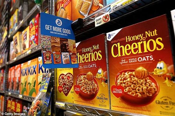 Phát hiện 21 loại ngũ cốc, thanh đồ ăn nhẹ có chứa hóa chất diệt cỏ