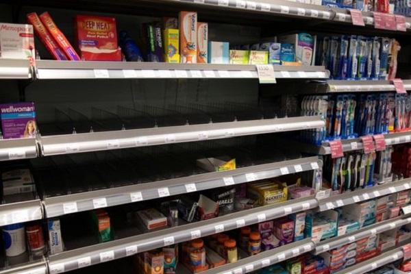 Hiệu thuốc ở Anh giới hạn độ tuổi người mua Paracetamol trong đại dịch COVID-19