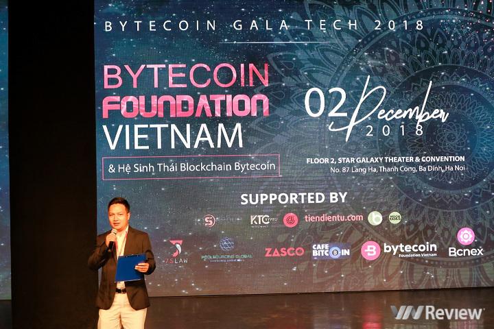 Sàn giao dịch công nghệ Bcnex 'trình làng', kỳ vọng thành vườn ươm Blockchain Việt Nam - ảnh 1