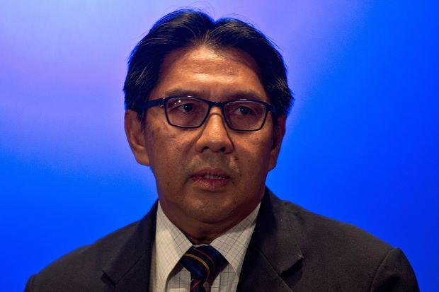 Để tìm thấy máy bay mất tích MH370, cần công khai các dữ liệu. Trong ảnh là Giám đốc Cục hàng không dân dụng Malaysia