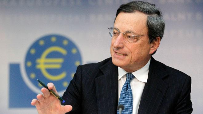 Chủ tịch ngân hàng trung ương Châu Âu công bố gói kích thích kinh tế khổng lồ