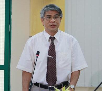 GS.TSKH Dương Ngọc Hải, Phó Chủ tịch Viện Hàn lâm Khoa học và Công nghệ Việt Nam