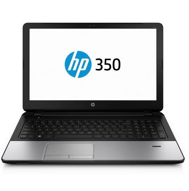 HP 350 xứng danh trong top laptop giá rẻ có chế độ vân tay bảo mật