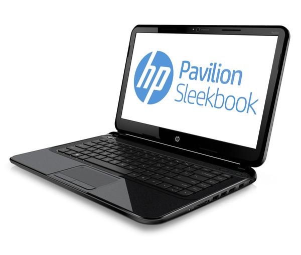 HP Pavilion Sleekbook 14 nổi bật trong top laptop giá rẻ