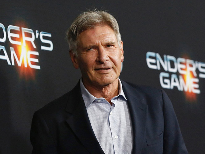 Harrison Ford là cái tên gắn liền với sê ri phim 'Indiana Jones'