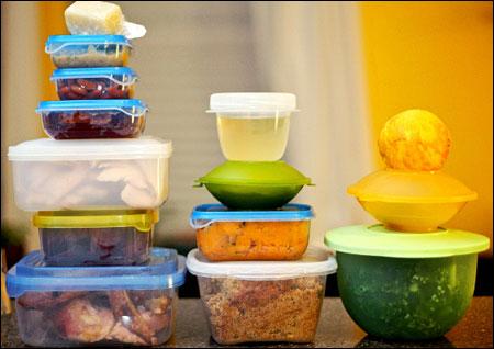 Hộp đựng thức ăn bằng nhựa ảnh hưởng tới sức khỏe người dùng