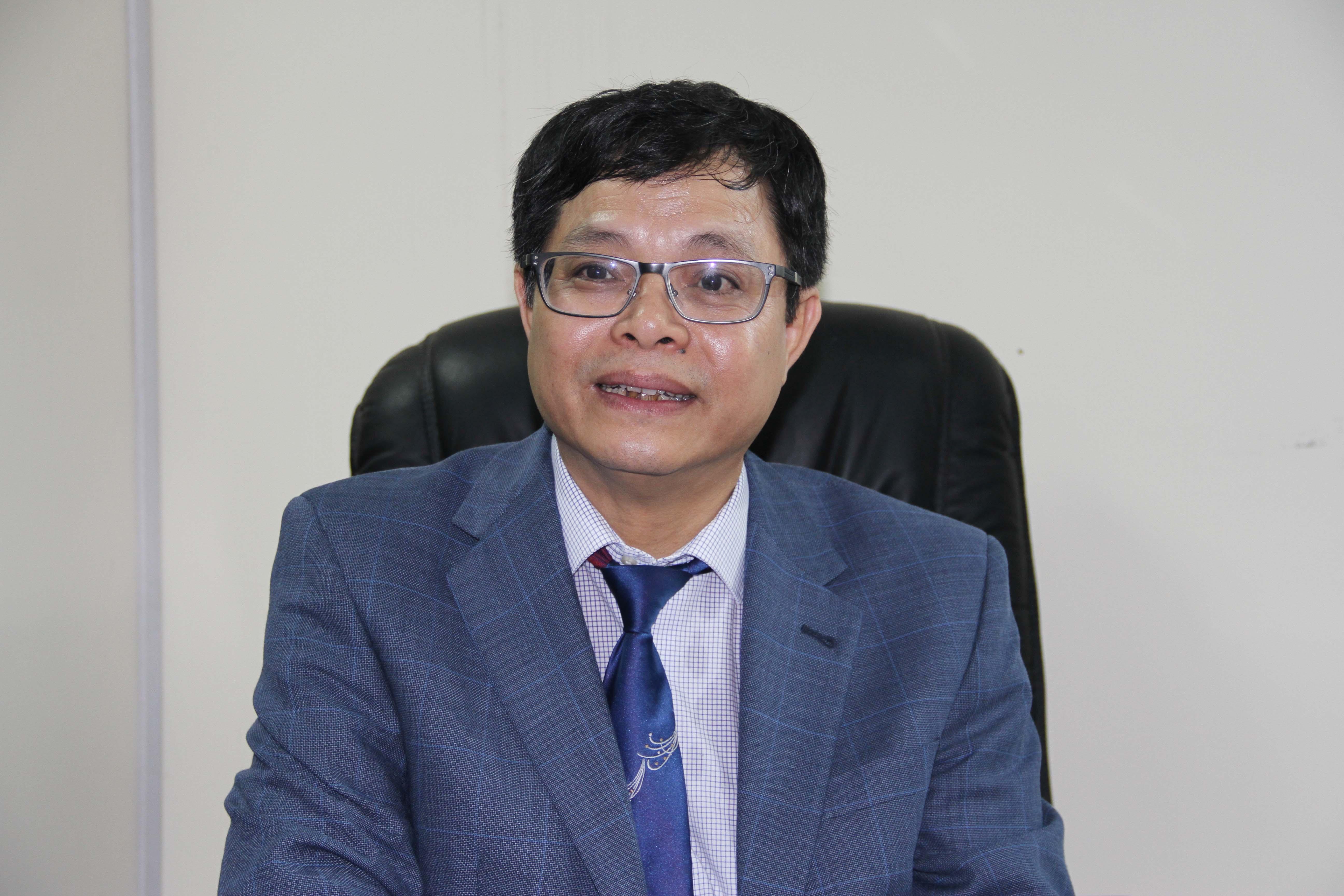 Ông Lưu Đức Thanh, Trưởng phòng Chỉ dẫn địa lý