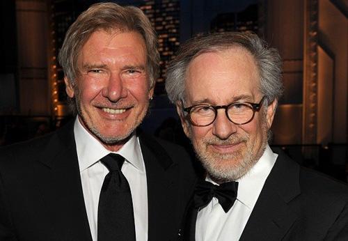 Indiana Jones là loạt phim gắn bó của Harrison Ford và đạo diễn Steven Spielberg.