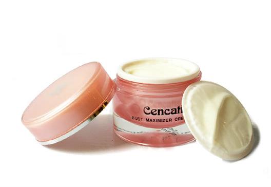 Thu hồi Kem massage dưỡng ngực Cencatia Cencatia bust maximizer cream