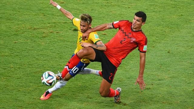 Kết quả tỉ số trận đấu Cameroon – Brazil World Cup 2014: 1-4