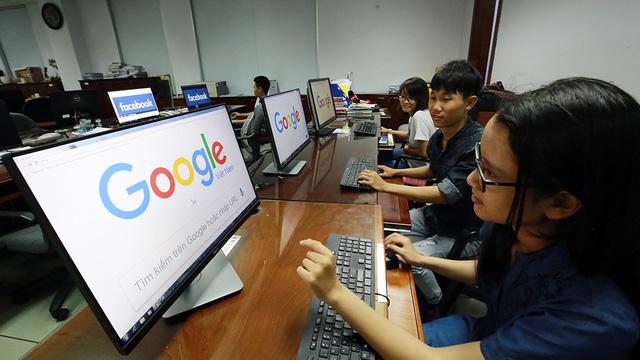 Google, Facebook sẽ phải đặt máy chủ quản lý dữ liệu người dùng ở Việt Nam?