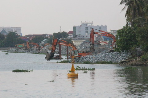 Phó Thủ tướng vào cuộc vụ lấp sông Đồng Nai