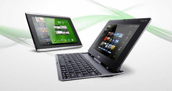 Laptop giá rẻ Acer đẹp mắt, camera 'khủng'