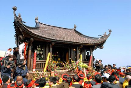 Yên Tử (Quảng Ninh): Nơi nhiều người tìm đến dịp đầu xuân