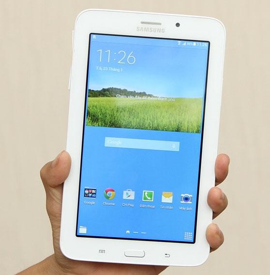 Samsung Galaxy Tab 3V nổi bật trong top máy tính bảng giá rẻ