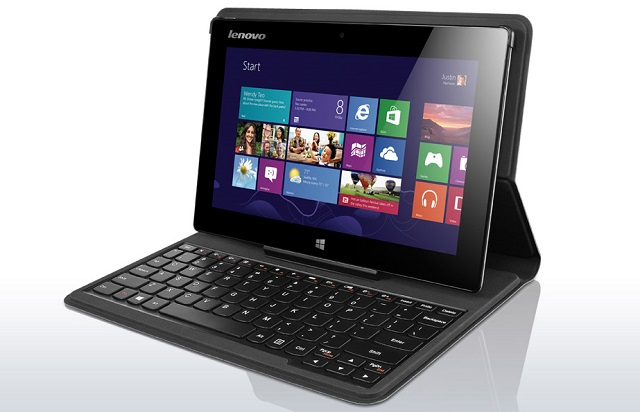 Máy tính bảng giá rẻ Lenovo chạy Windows ấn tượng trong năm 2015